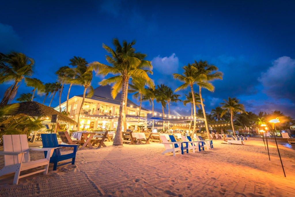beautiful place at night, Luna Del Mar, Kaibo, Cayman Islands